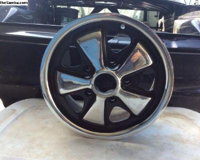 Porsche alloy