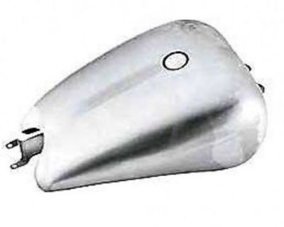 """Smooth 2"""" Stretch Tank Harley 07up Efi Sportsters 4 Gallon 2007-2014 Xl"""