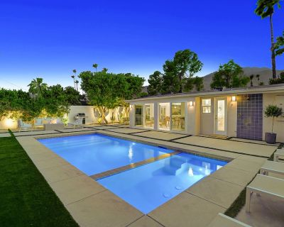 Stylish Palm Springs Escape w/ Private Pool, Spa, & Free WiFi - Dogs Welcome! - Palm Springs