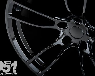 GetYourWheels X P51 Wheels - Mustang Specific Design!