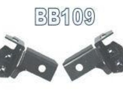 69 Camaro Rear Bumper Bracket Set 4 Piece 1969