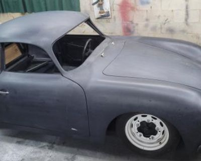 1957 356 A Porsche Coupe Kit Car