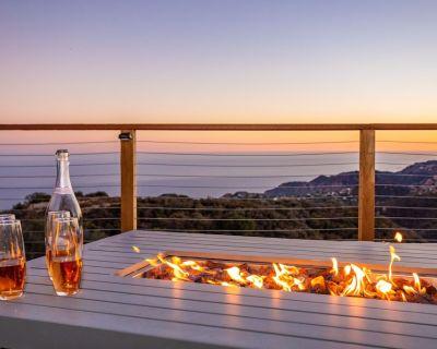 Saddle Peak Buddha House - Malibu Ocean views - Topanga