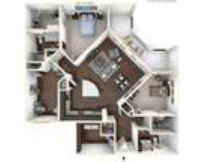 Avant Apartments - B4 2 Bed 2 Bath With Den