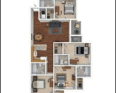 2 to sublease an apartment at west run