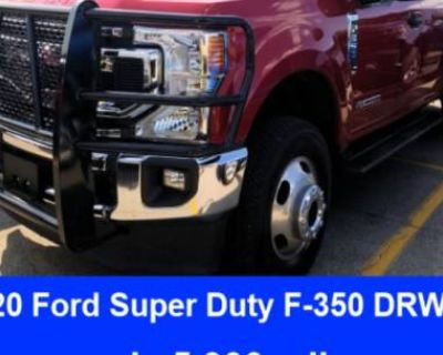 2020 Ford Super Duty F-350 Chassis Cab XLT