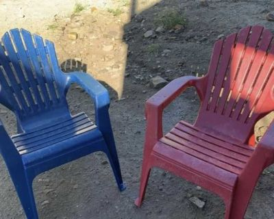 Free toddler patio chairs
