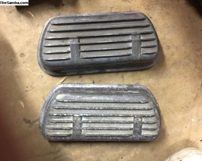 Vintage VW Finned Valve Covers
