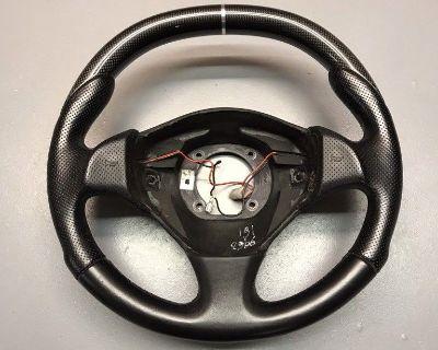 FS: Gransport Steering wheel. 1x Blue 3x Black