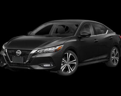 New 2021 Nissan Sentra SR FWD 4D Sedan