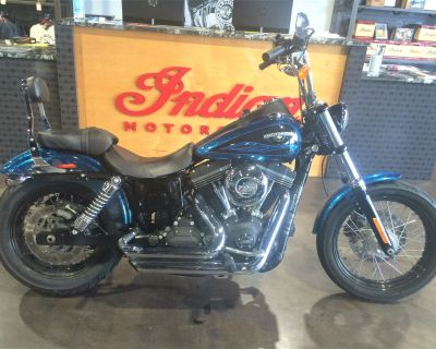 2016 Harley-Davidson Street Bob Cruiser Wilmington, DE