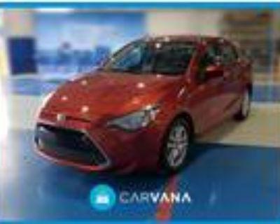 2018 Toyota Yaris Red, 29K miles