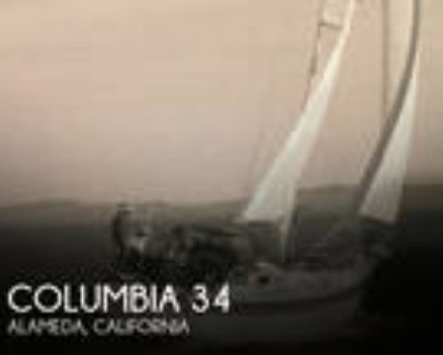 34 foot Columbia 34