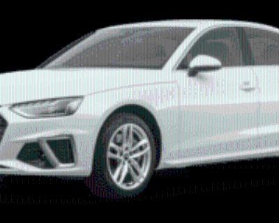 2021 Audi A4 S line Premium Plus