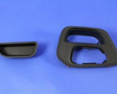 Shifter bezel / transmission interlock cover part