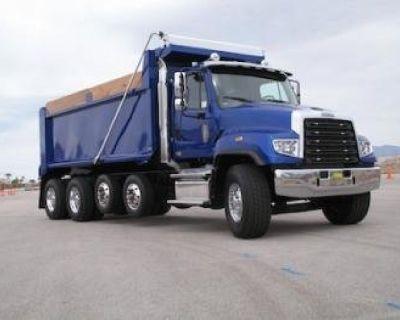 Dump truck loans - (All credit types)