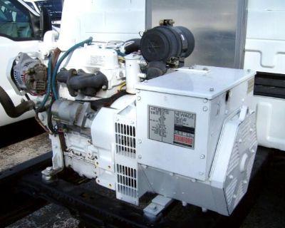 2003 Kubota Industrial 8 point 5 kw Diesel Genset 170hrs