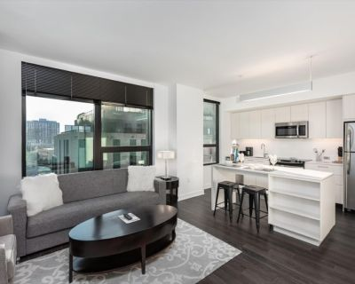 Modern 2BR   Heart of Reston Town Center   Fully Furnished   by GLS - Reston