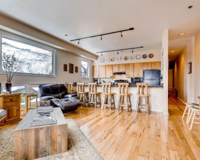 Condo w/ shared hot tub & sauna in close proximity to Park City Mountain Resort - Downtown Park City