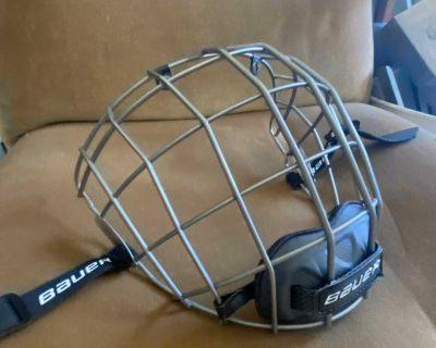 Bauer Re-Akt Hockey Helmet Cage