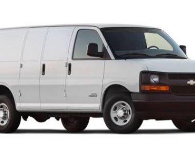 2008 Chevrolet Express Cargo Van Base