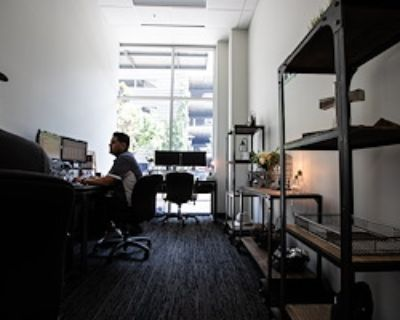 Private Office for 4 at Common Desk - Ft. Worth