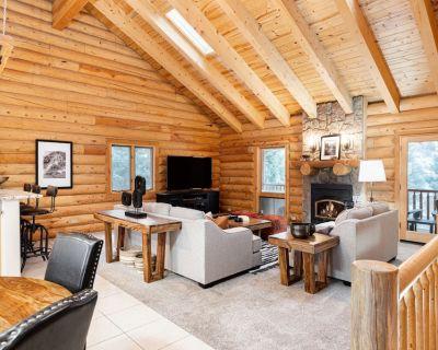Iconic Log Cabin Escape | Idaho Springs | Hot Tub - Idaho Springs