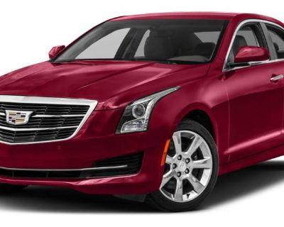 2016 Cadillac ATS Luxury