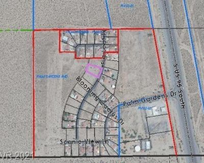 Plot For Sale In Palm Gardens, Nevada