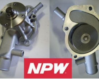 For 81 82 Toyota Corolla 1.8l Water Pump Npw New