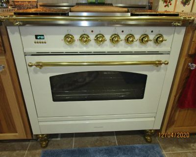 STOVE/ GAS/ELECTRIC