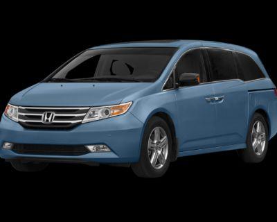 Pre-Owned 2013 Honda Odyssey EX FWD 4D Passenger Van