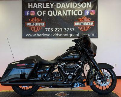 2018 Harley-Davidson Street Glide Special Touring Dumfries, VA