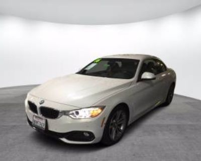 2016 BMW 4 Series 428i Convertible RWD (SULEV)