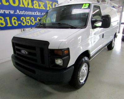 Used 2013 Ford Econoline Cargo Van Commercial
