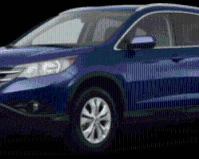 2012 Honda CR-V EX-L 4WD