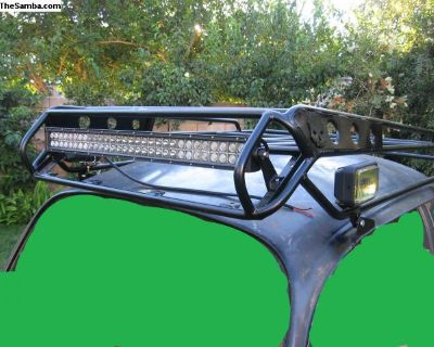 LED Offroad roofrack