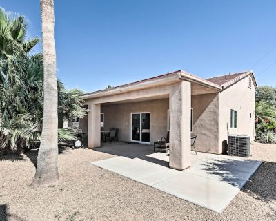 NEW! Colorado River Oasis - 3 Master Suites! - Mohave Valley