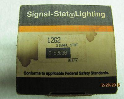 Vintage Federal Mogul marker lights lights
