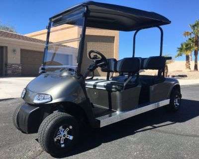 Ezgo Golf Cart stretched limo