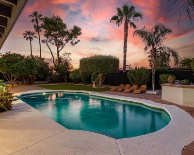 NEW! Phx Home w/ Outdoor Oasis - 4 Mi to North Mtn - Shea Heights