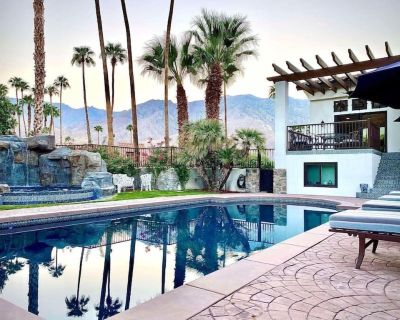 Definition of Luxury, Villa W/pool,Spa&Fire Pit - Palm Springs