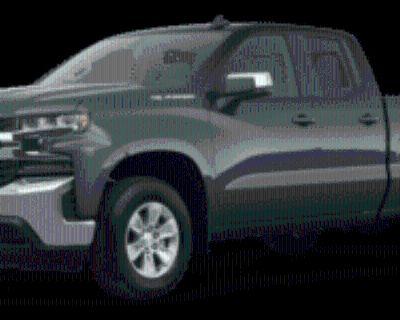 2020 Chevrolet Silverado 1500 LT Double Cab Standard Bed 4WD