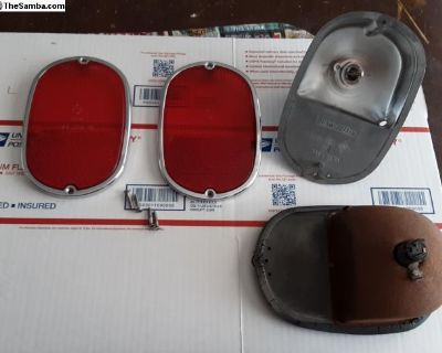 1962-1971 Bus Taillights