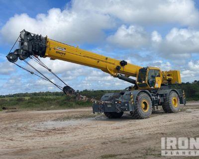 2015 Grove RT770E 70 ton 4x4 Rough Terrain Crane