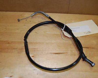 K11 Kawasaki Ninja Ex 250 2007 07 Choke Fast Idle Cable