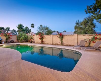 SANITIZED Old Town Retreat Home - OTR A Home with Private Pool - Pointe Scottsdale