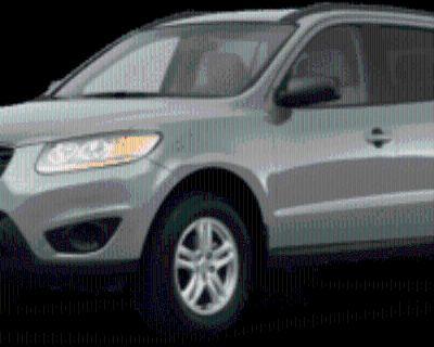 2011 Hyundai Santa Fe GLS I4 AWD Automatic