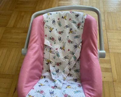 Doll seat price is firm