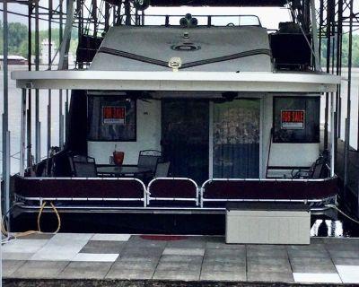 1998 Sumerset Houseboat Custom-Built 18x96